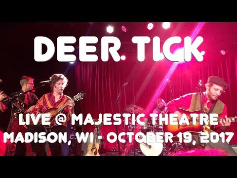 Deer Tick - Live at Majestic Theatre, Madison, WI (10-19-2017)