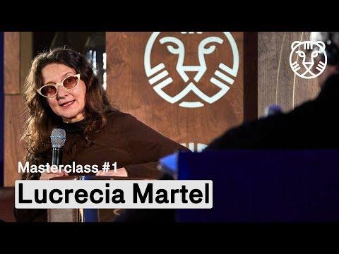 Masterclass #2 - Lucrecia Martel