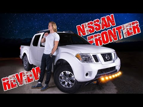 2013-2020 Nissan Frontier PRO-4X Review
