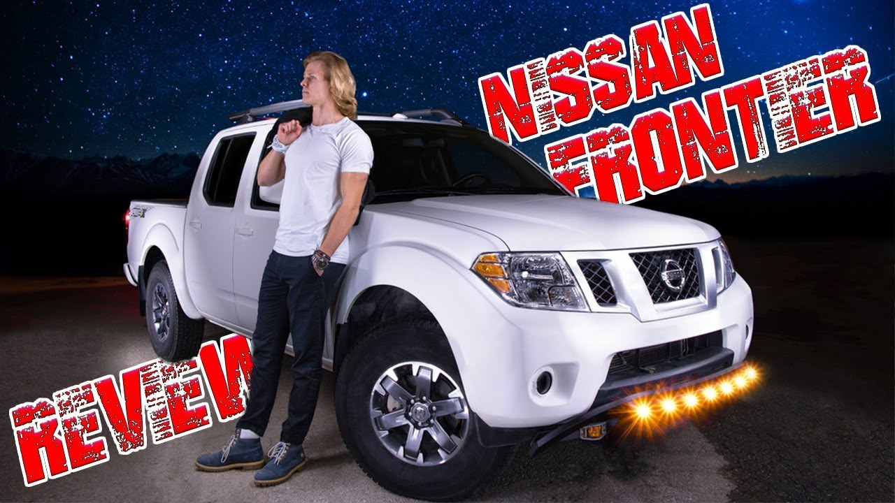 2013 2020 Nissan Frontier Pro 4x Review