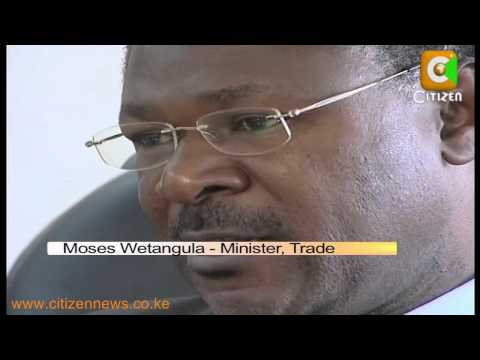 Newsmakers with Moses Wetangula Mp3