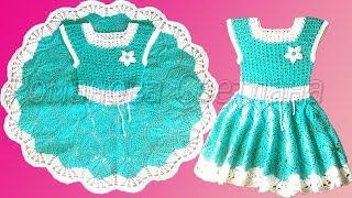 Презентация МК детского ажурного платья