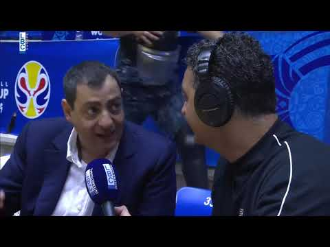 Alfa Super Cup 2018 - President Akram El Halabi