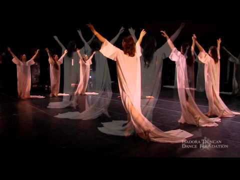 Lori Belilove & The Isadora Duncan Dance Company Performance Highlights 2013