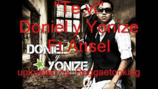 Reggaeton mas nuevo 2011- Te vi - doniel y yonize - Los SuperSonicos