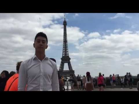 Jonathan LY: Class of 2016 New IMBA Student Introduction