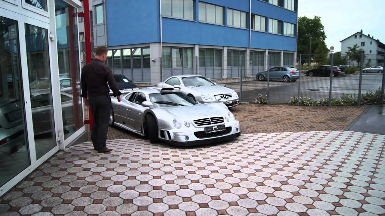 mercedes benz amg clk gtr at auto salon singen youtube. Black Bedroom Furniture Sets. Home Design Ideas