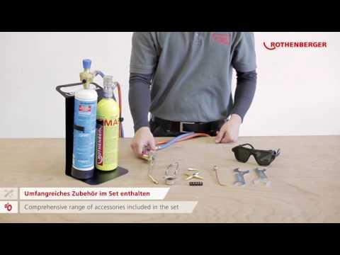 ROTHENBERG ALLGAS Mobile Pro – Autogen Schweißen   Gas Welding 2