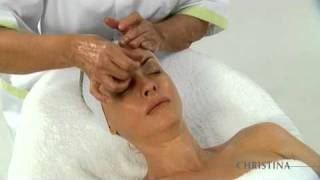 Biostimulation Facial & Neck Massage - Christina Kosmetika