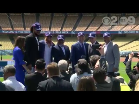 LIVE: All-Star Game coming to Dodger Stadium in 2020