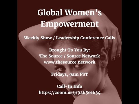 Global Women's Empowerment - 3/31/17