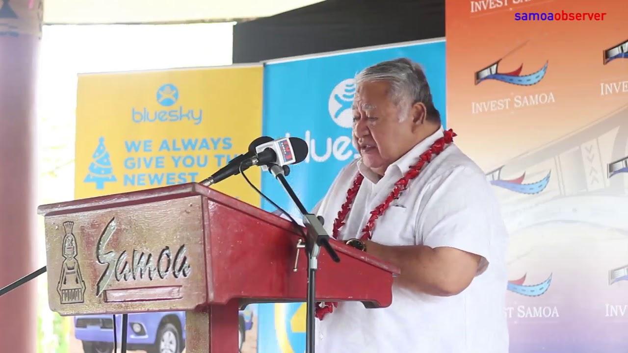 P.M. Tuilaepa calls for help - Dauer: 9 Minuten, 55 Sekunden