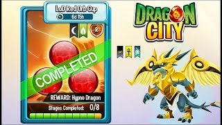 Dragon City - Dracon Dragon [Legends of Deus: Red Orb Cup | Completed]