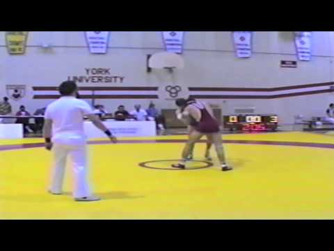 1986 York Event Match 8: Unknown vs. Mike Sullivan