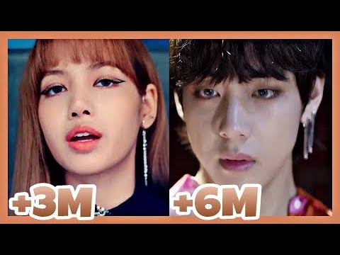 All KPOP Music s With Over 3 Million Likes!!