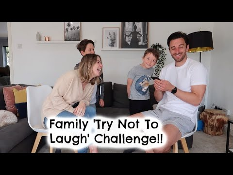 TRY NOT TO LAUGH CHALLENGE | TELLING VIEWERS JOKES | KERRY WHELPDALE