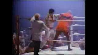 Modern Day Houdini movie clip with Scott Romer, Bruiser, Huber, Ox Baker, Bob Luce 1983