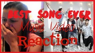 Best Song Ever Music Video | My Reaction