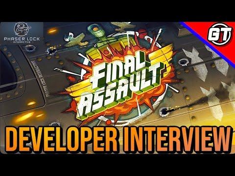 Final Assault: VR Game Developer Interview With Phaser Lock Interactive
