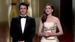 Oscar's Anne Hathaway's Boobs win an Academy Award
