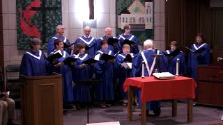 Lord I Lift Your Name on High  |  Chancel Choir
