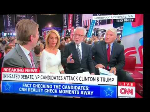 One Trump vs 3 CNN Puppets - YouTube