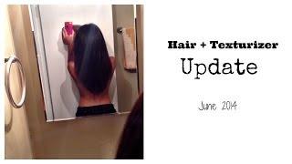 Hair + Texturizer Update | June 2014
