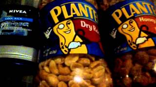 Cvs Trip 1/12- Free Nivea Men Shaving Gel & Cheapish Planters Peanuts