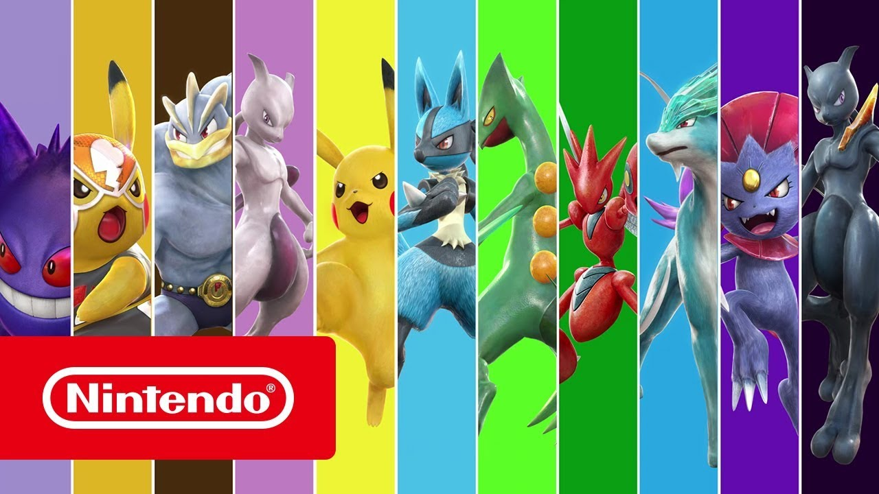 Pokken Tournament Dx Las Novedades Nintendo Switch Youtube