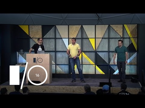 Your Apps at work - Google I/O 2016
