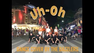 [KPOP IN PUBLIC CHALLEGE] (G)I-DLE((여자)아이들) _ Uh-Oh Dance Cover By The Dazzlers From Viet Nam