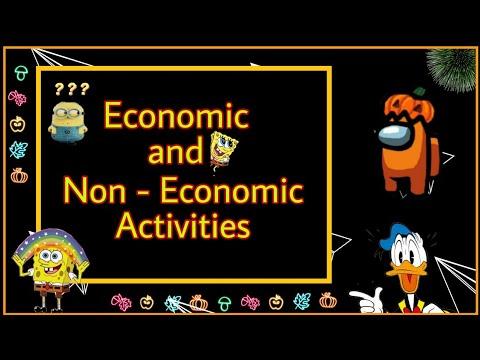 Economic and Non-economic