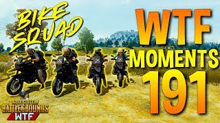 PUBG Funny WTF Moments Highlights Ep 191 (playerunknown's battlegrounds Plays)
