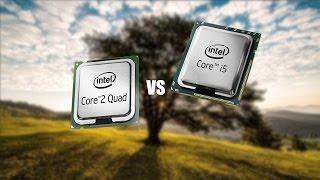 Core 2 Quad vs i5?