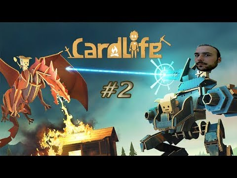 Karton Evim ve Goblin Boss - CardLife # 2