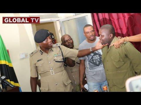 Sirro Amdaka Polisi Feki Uwanja wa Fisi  Dar