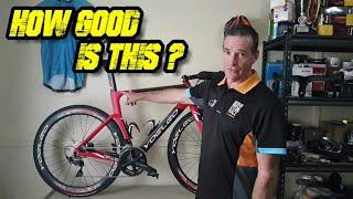 Chinese aero road disc bike- 2,000km Review