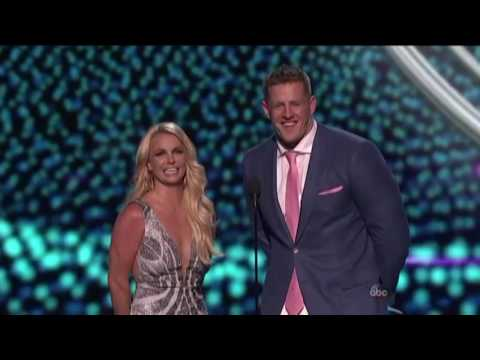 Britney Spears At ESPY Awards 2015