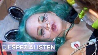 Hat der Kuss mit dem Schwarm sie (16) vergiftet? | Die Spezialisten | SAT.1 TV