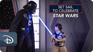 Discover the Power of the Force During Star Wars Day at Sea | Disney Cruise Line