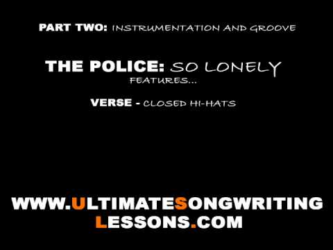 How to Write a Song #7 - How to Arrange your Songs