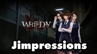White Day: A Labyrinth Named School - Terror Of The Random Janitor (Jimpressions) (Video Game Video Review)