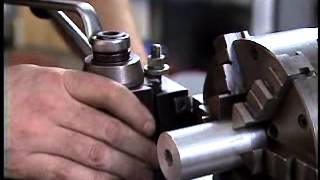 Essential Machining Skills Working with a Lathe Part One