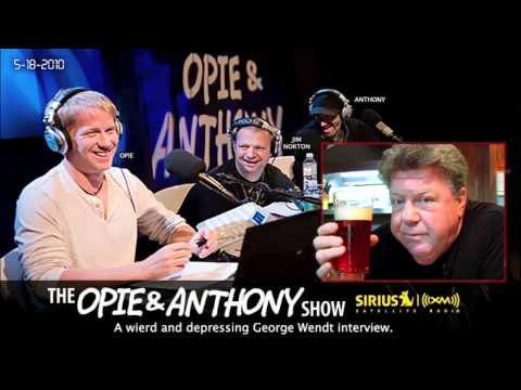 A Depressing George Wendt1  on Opie and Anthony