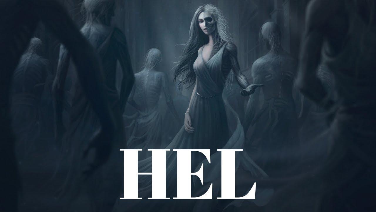 MF #38: Hel, Goddess of Death [Norse Mythology] - YouTube