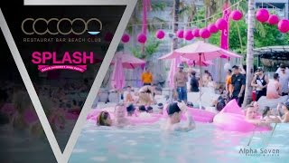 Splash Party at Cocoon Beach Club
