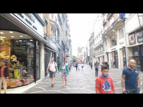 Lille city in France   مدينة ليللي فرنسا