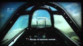 IL 2 Sturmovik Birds of Prey PS3. Tutorial PT1