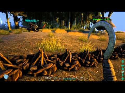 Ark Survival Evolved Gunpowder Mass Production Tutorial