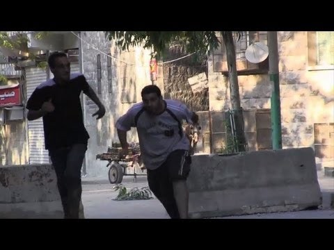 Syria: fighting rages in Aleppo